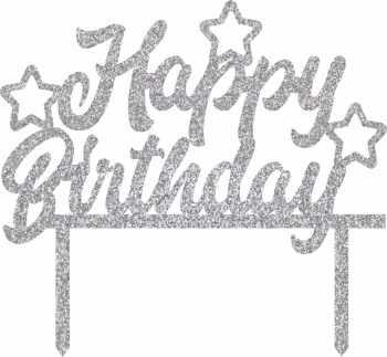 Happy Birthday Cake Topper-0