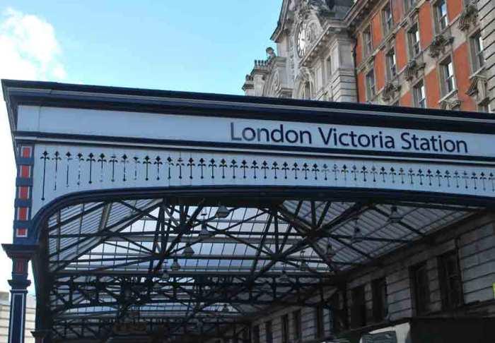 Londen Victoria