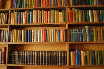 the Big Room (bibliotheek met salon)