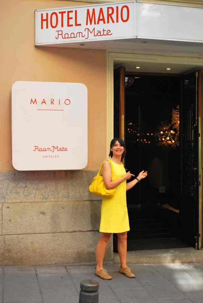 Hotel Roommate Mario Madrid