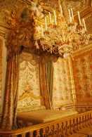 de kamer van de koningin - wisselende decoratie per seizoen