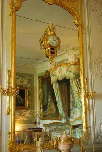 het appartement van madame Victoire