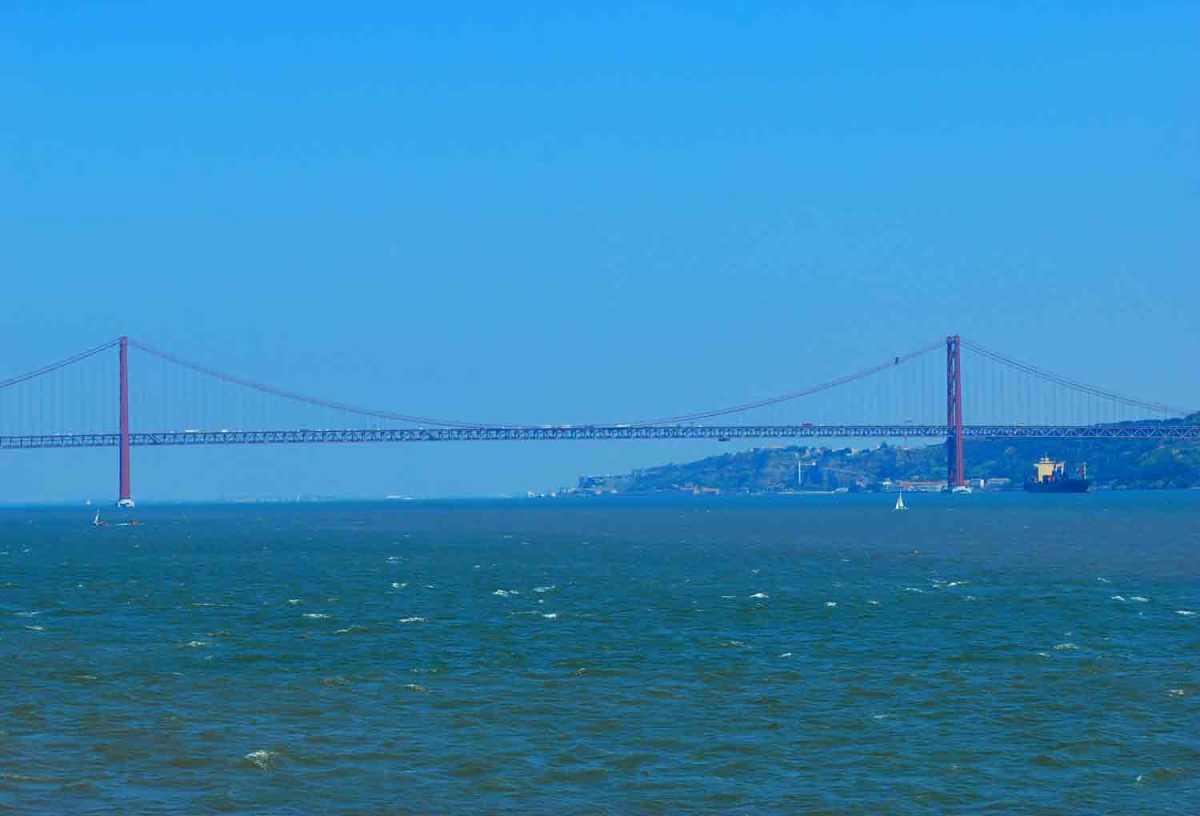 Lissabon: de Torre van Belém, het Padrão dos Descobrimentos en Joana Vasconcelos