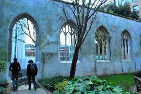 St Dunstan (vroeger) in-the-fields