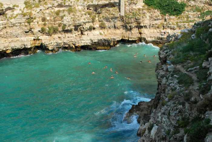 Italië Polignano a mare