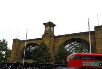 King's Cross Railwaystation