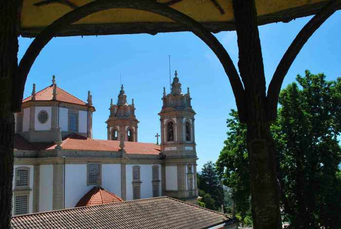Bom Jesus do Monte Braga Portugal
