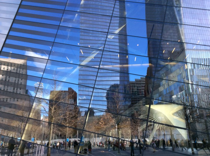 One World WTC Manhattan Financial district