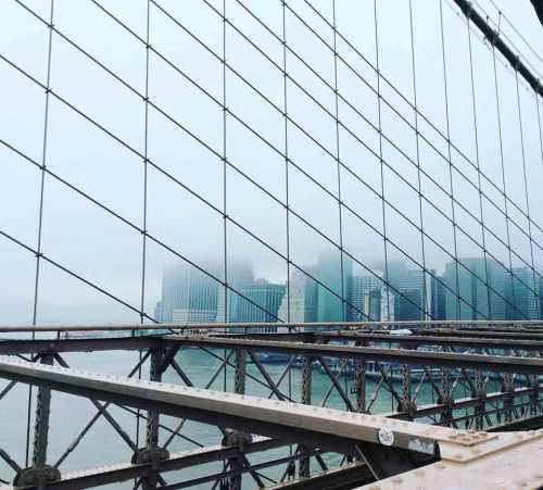 Brooklyn Bridge : altijd even mooi