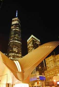 Oculus en One World Trade Center