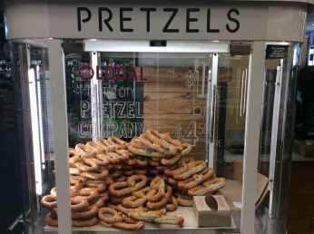 philadelphia- pretzels