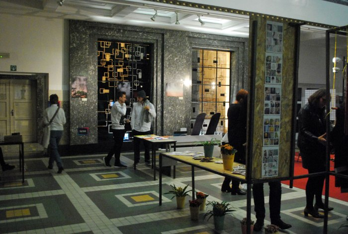 atrium Comeniushuis Leuven