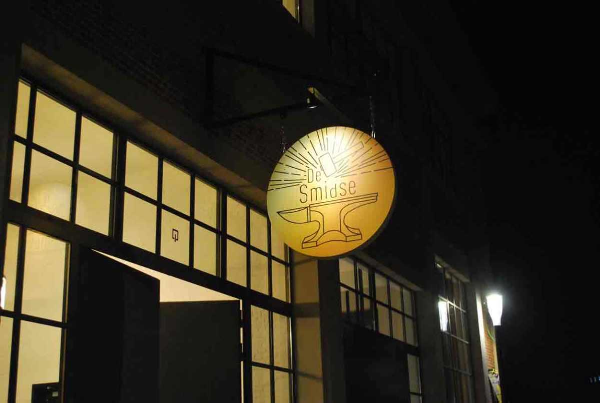 Nieuwe hotspot in Leuven: foodmarket De Smidse