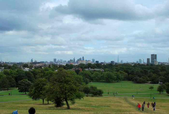 Londen Primrose Hill