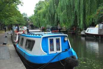 Londen Regent's Canal