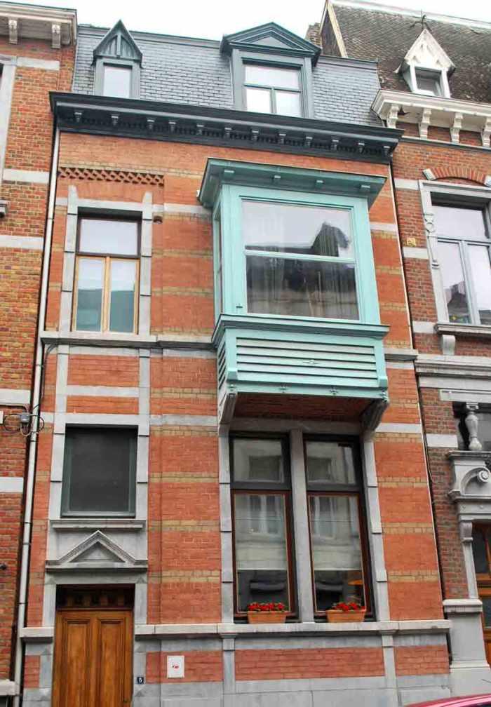 rijhuis Villa Thibault Luik