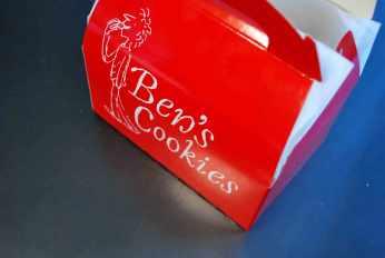 London ben's cookies