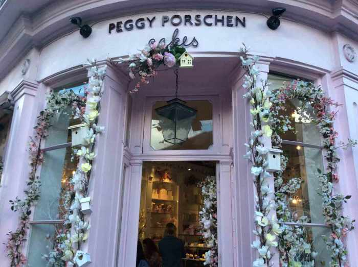 Peggy Porschen Londen