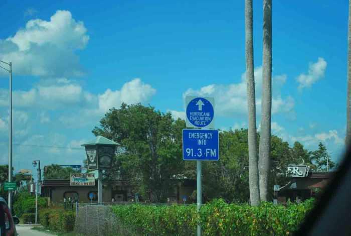 Florida the keys