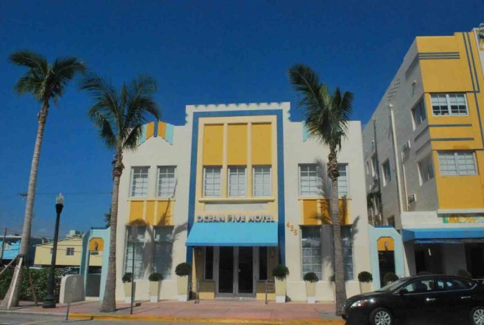 Miami South Beach Ocean Drive