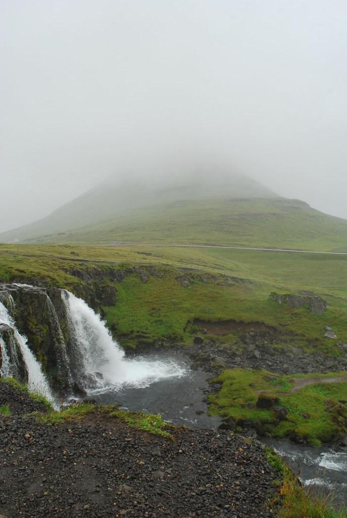 IJsland Kirkjufell