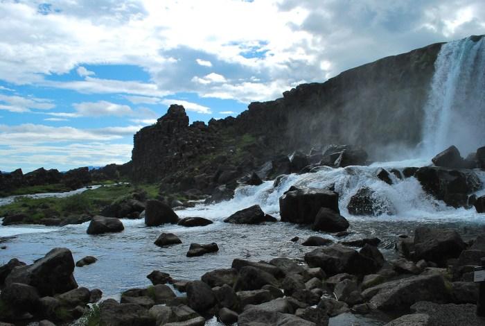 Ijsland Thingvellir