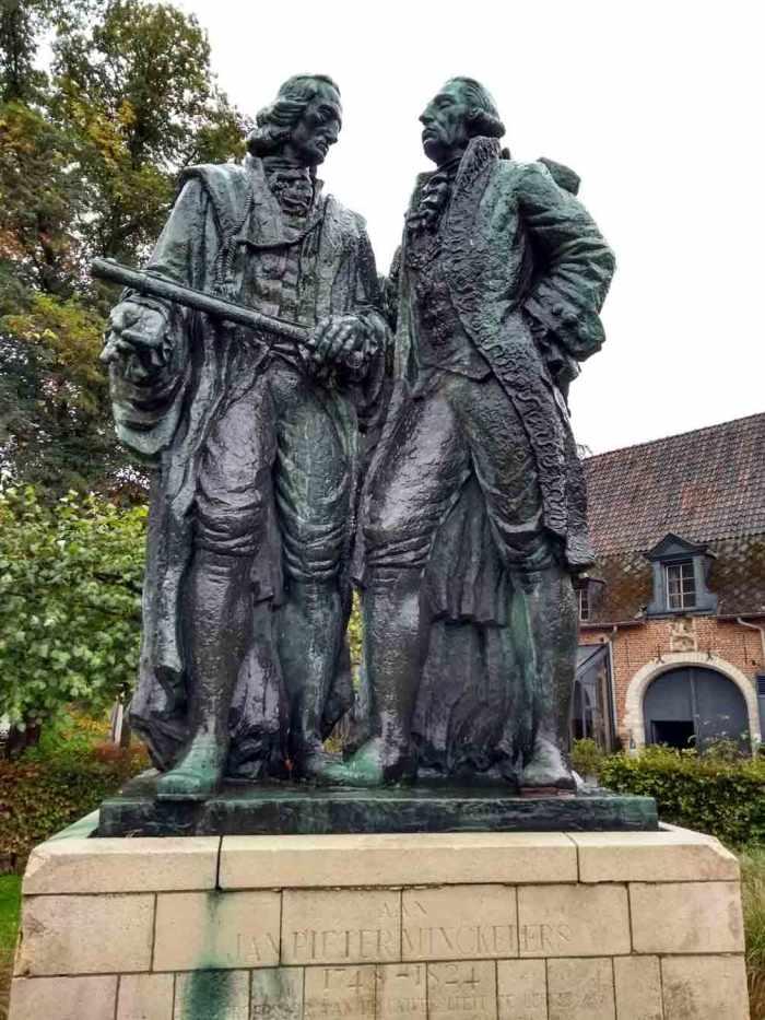 Lodewijk Engelbert van Arenberg - de Arenbergs in Leuven