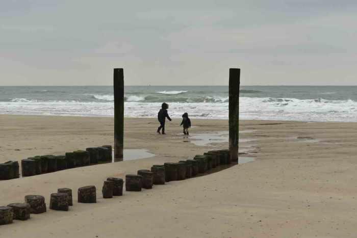 strand domburg
