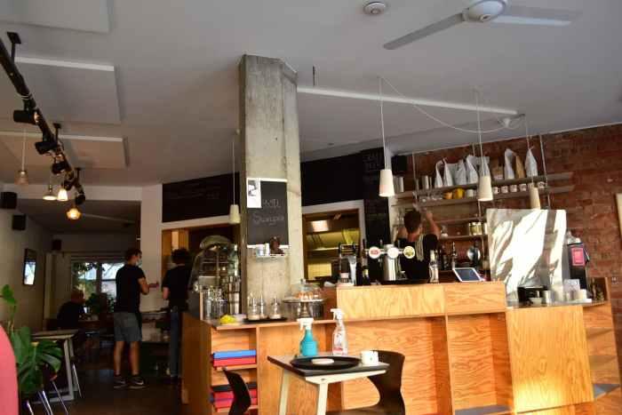 Bar Stan en Koffie & Staal