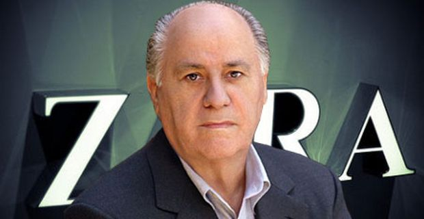 Amancio Ortega - Richest People