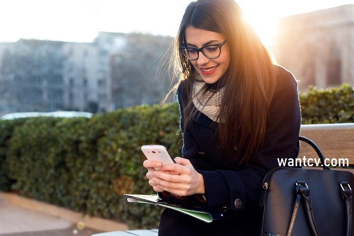 resume builder mobile apps