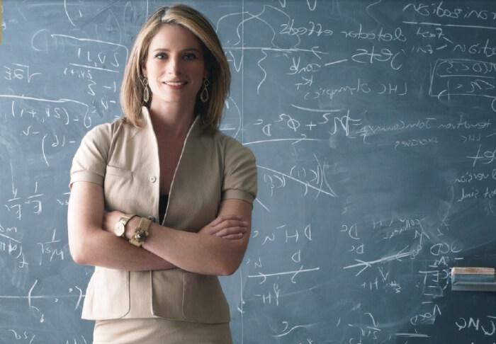 CV for professor