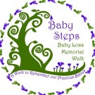 Baby Steps Memorial Walk: Dates