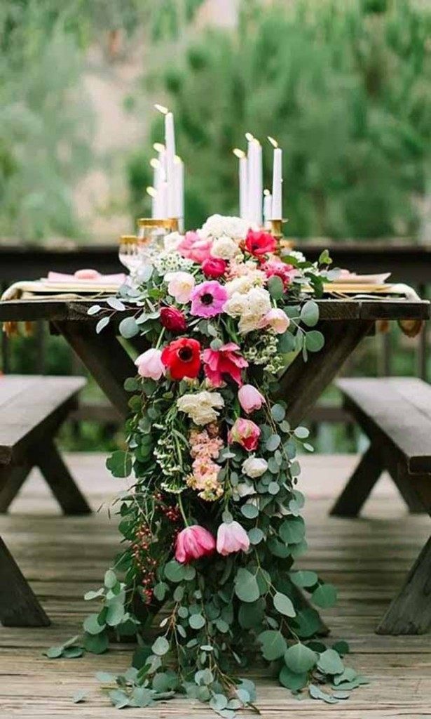 26 Ridiculously Pretty Amp Seriously Creative Wedding Table
