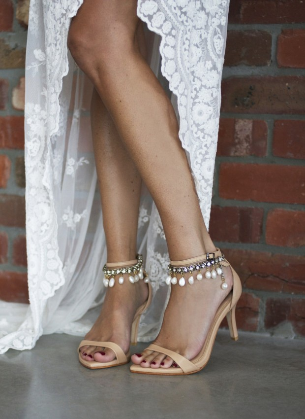 Chic Wedding Shoes To Complement Your Boho Wedding Style