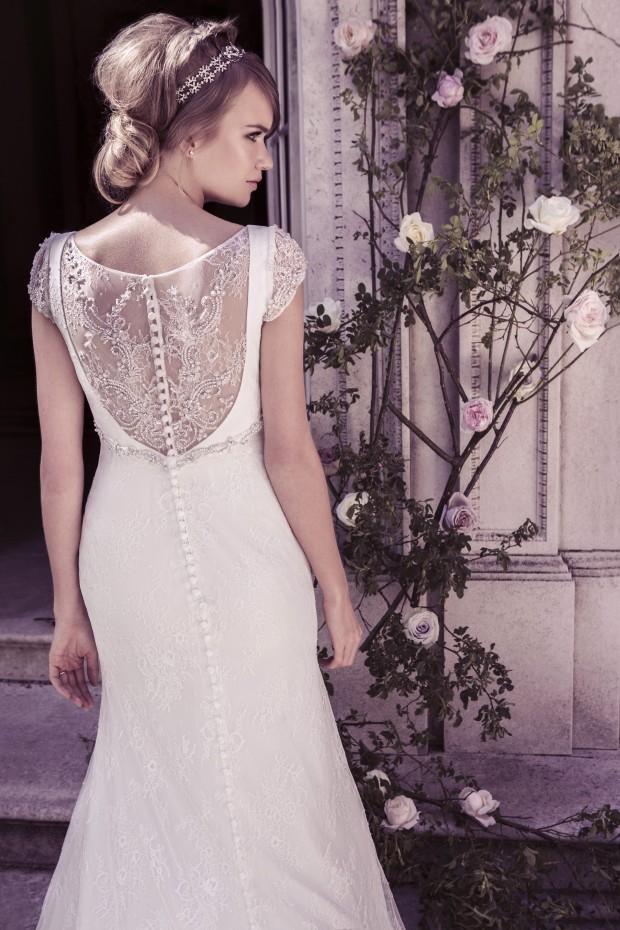 Ellis Bridals Wedding Dress: Rose Collection 2015