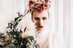 God Save The Queen! A Pretty in Punk Alternative Bridal Shoot0027