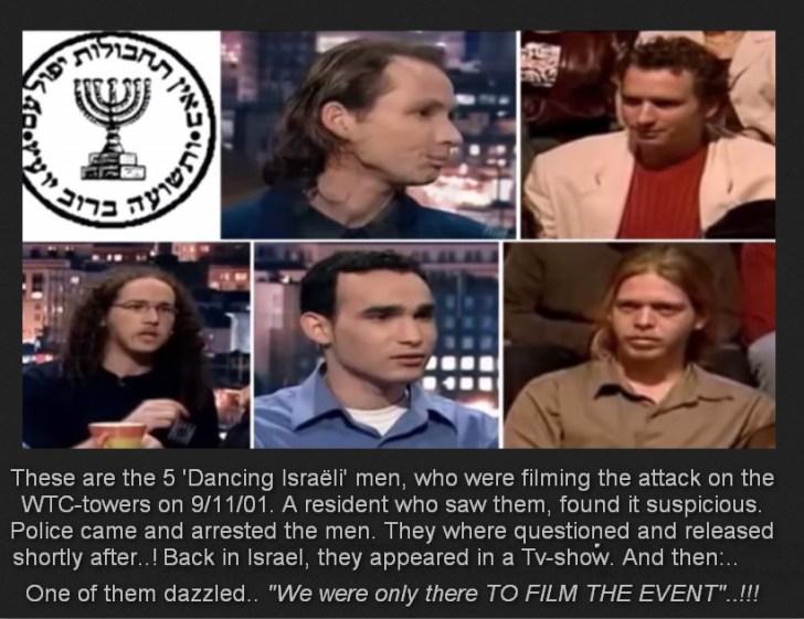 5 dancing israeli