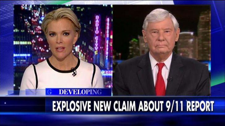 911 explosive new claim