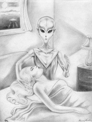 Waar vroeger werd gezwegen over ontmoetingen met buitenaardsen, daar komen deze dagen steeds meer mensen naar voren met hun ervaringen.