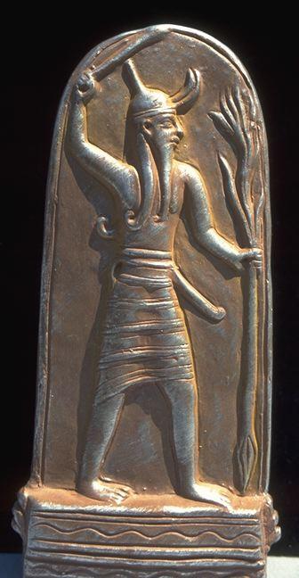 Baal and Asherah
