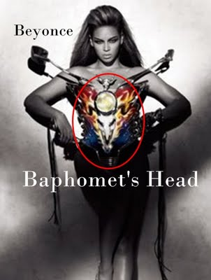 Beyonce mind control