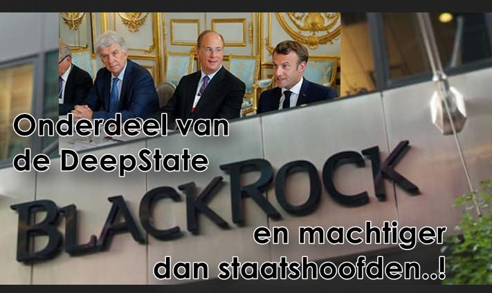 De ongekende macht van BlackRock..!