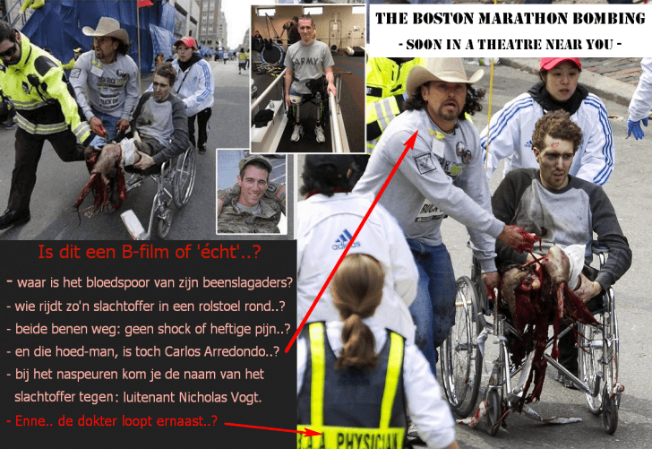Boston bombing actors