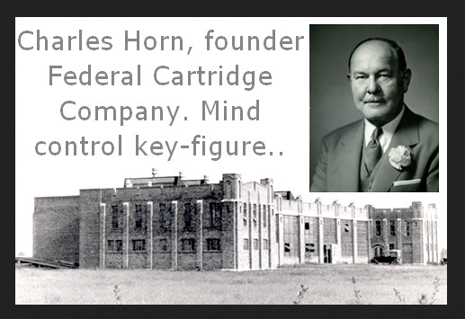 Charles Horn mind control