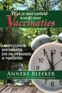De cover van het bijzonder informatieve boek van Anneke Bleeker