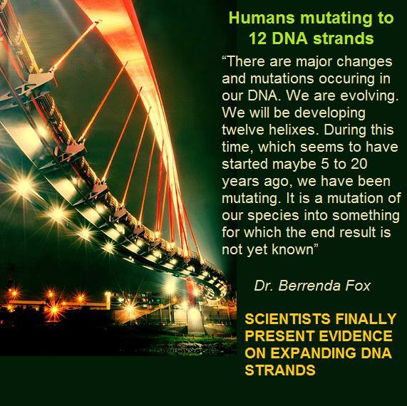 DNA changes
