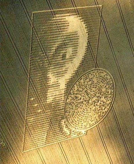 'Common ground' voor Terje Toftenes: ET's en graanformaties..!