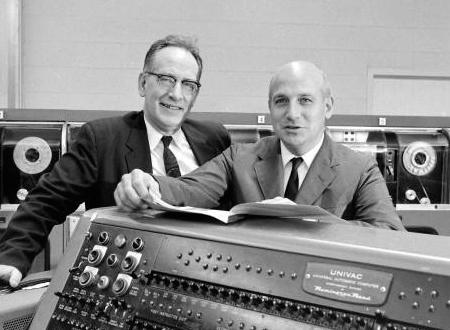 J. Presper Eckert en John W. Mauchly