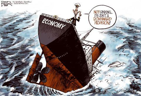 Economy-Sinking-Ship